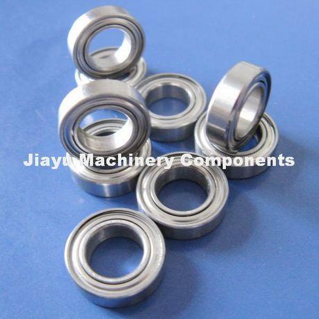 S687ZZ Stainless Steel Hybrid Ceramic Bearings 7x14x5 mm